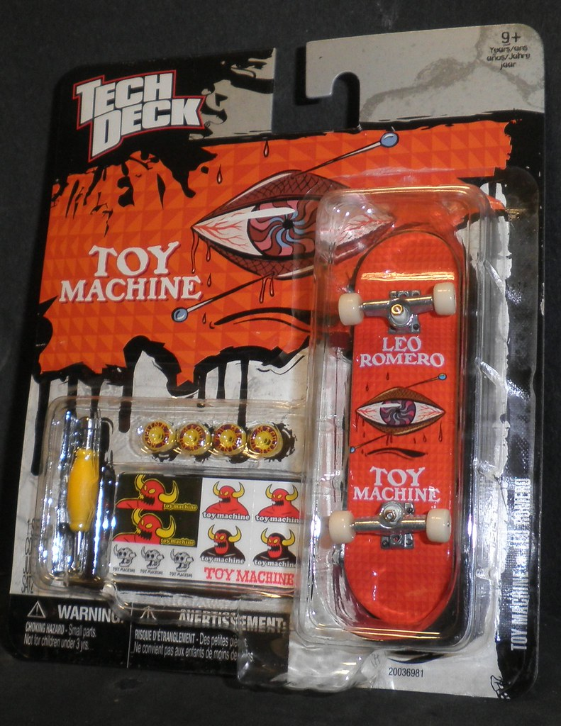 tech deck machine