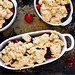 Blackberry and Cherry Cobbler