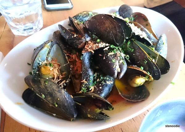 PEI Mussels