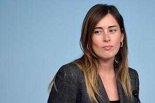 Il ministro per le Riforme e Rapporti col Parlamento Maria Elena Boschi in una foto di archivio. ANSA/ETTORE FERRARI