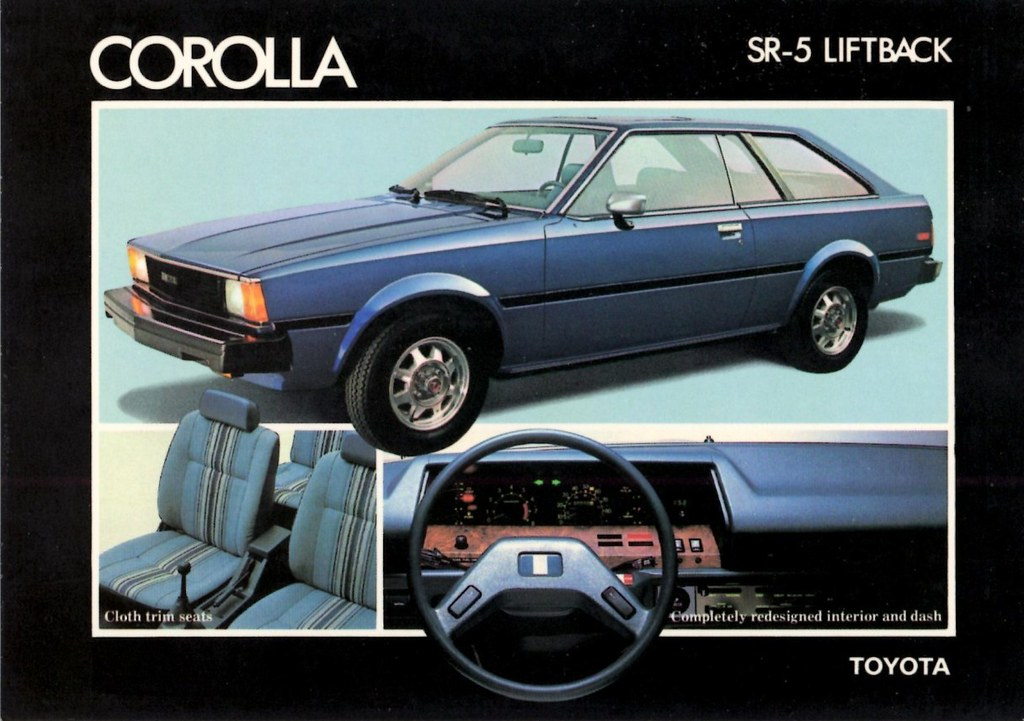 1980 Toyota Corolla Sr 5 Liftback Alden Jewell Flickr