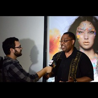 Great press event here in Lima Peru #cs6tour | by terrywhite