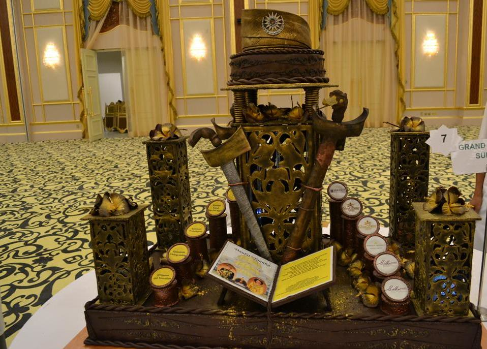 Agong S Birthday Cake By Grand Dorsett Subang Dorsett