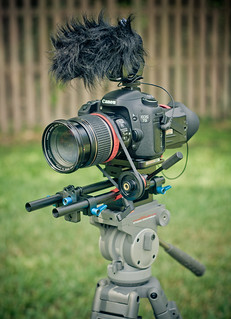Canon 7D video setup (May 2012) | by Cameron Moll