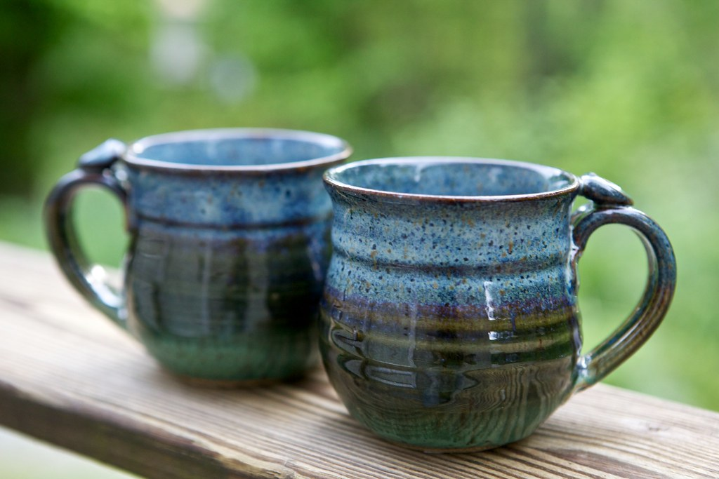 Handmade Mugs When I Was At Local Roots In Wooster Oh I
