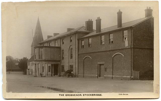 Grosvenor Hotel Stockbridge Telephone Number