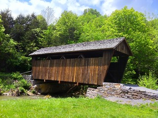 Indian Creek Covered Bridge | by visitwv