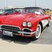 1961 Chevrolet Corvette Coupe (1 of 7)