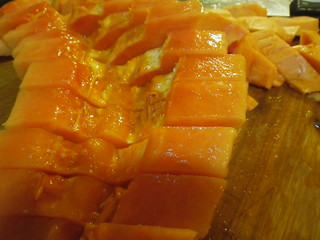 Sliced papaya - h7748 | by SouthernBreeze