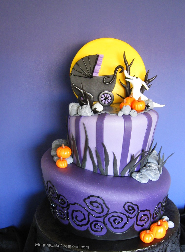 Halloween Baby Gifts Ideas : Nbc baby shower cake when i was asked to come up with a