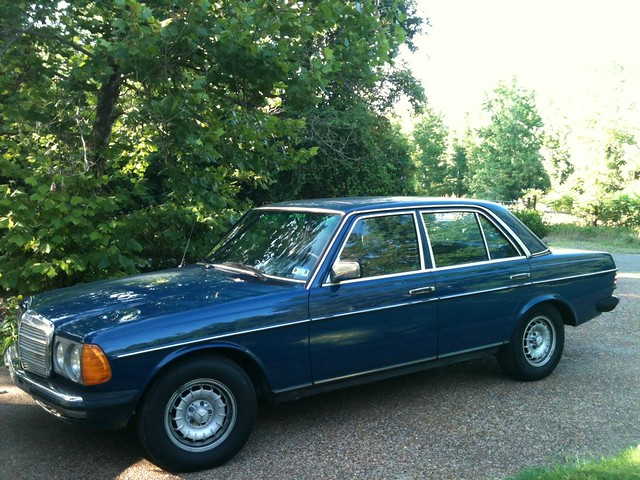 1983 mercedes benz 240d flickr photo sharing for Mercedes benz 240 d