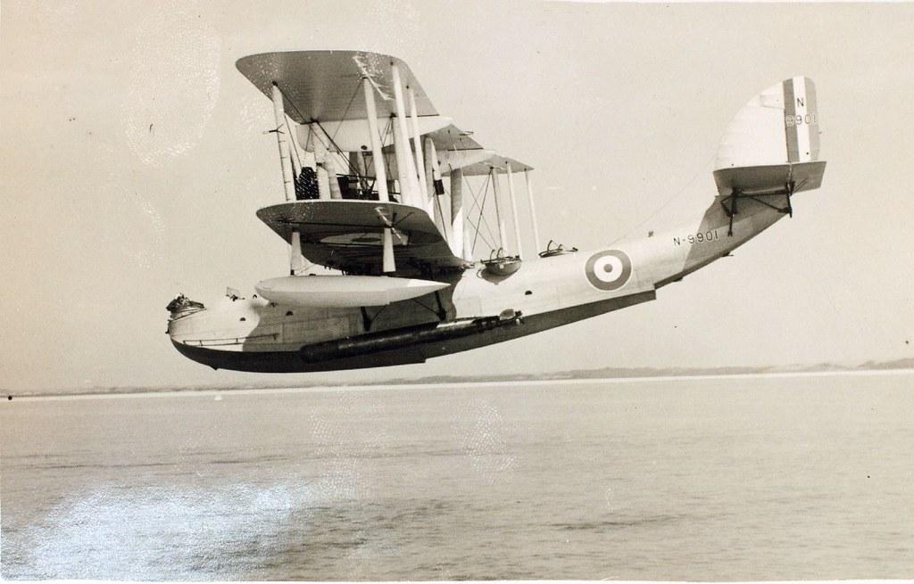 Supermarine Southampton Mk1 Flying Boat Catalog