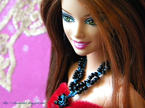 Dolls and Barbie for : doll necklace | by istanbulldoll