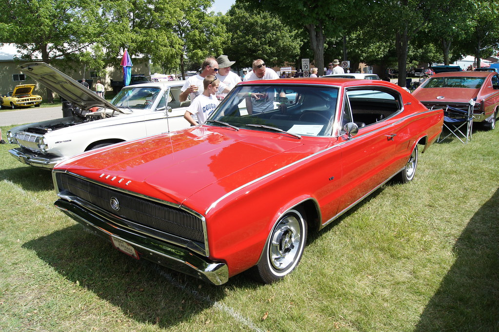 New Dodge Charger >> 66 Dodge Charger | 28th Annual Midwest Mopars in the Park Ju… | Flickr
