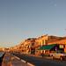 Chios Chora at dawn, Chios / Greece