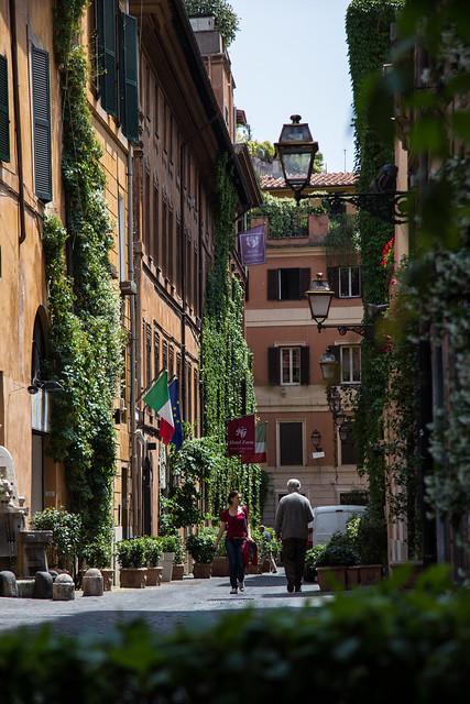 Hotel Manfredi Roma Via Margutta