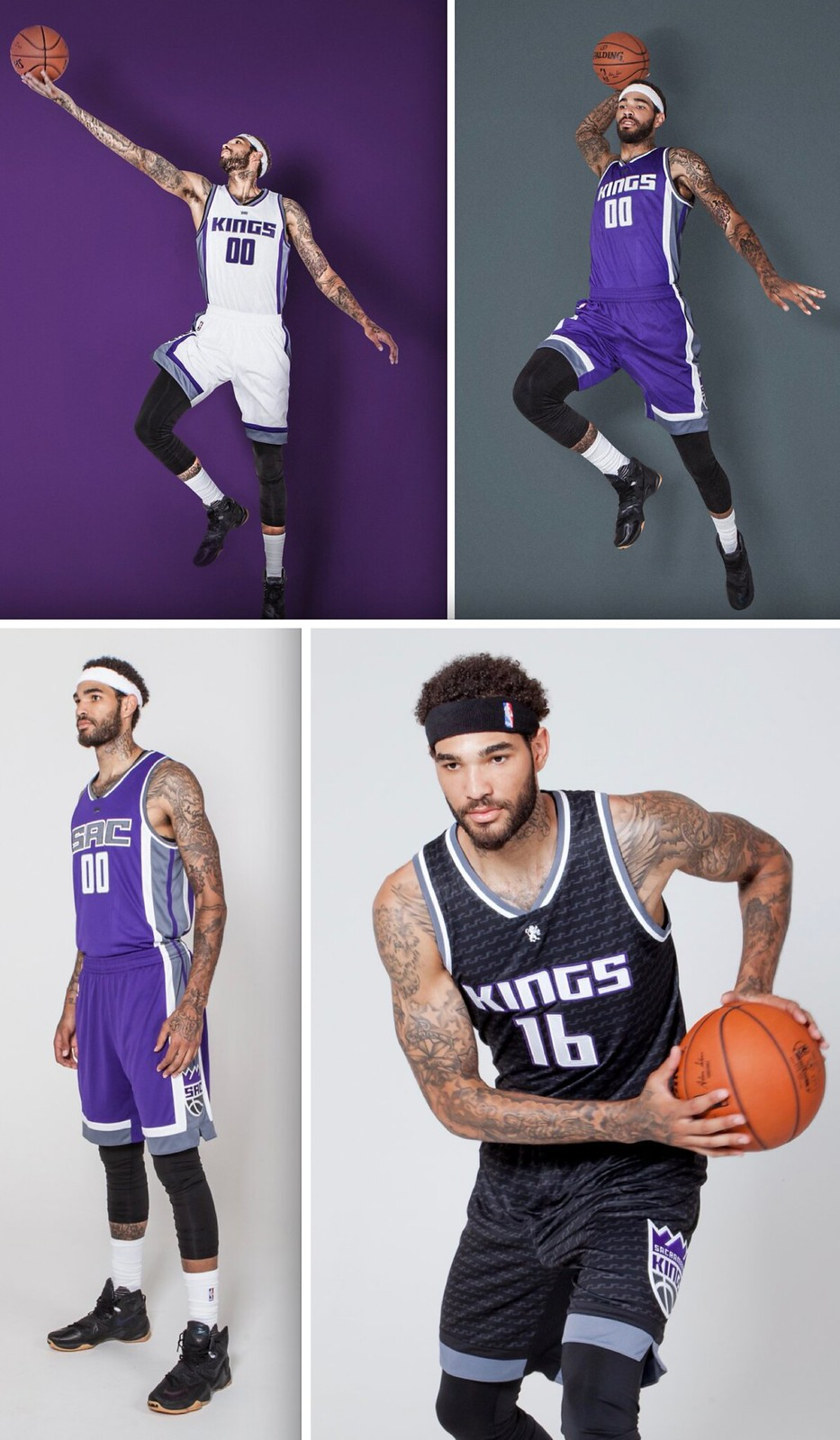 buy online 36a49 46fdd Sacramento Kings Unveil New Uniforms | Uni Watch