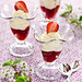Strawberries & Cream Trifle