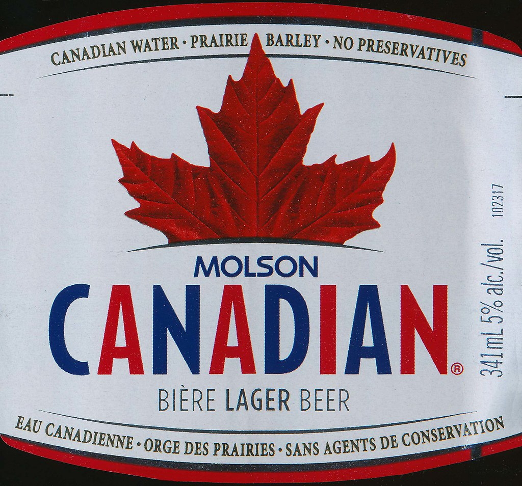molson canadian beer to china Buy canadian beer at total wine & more shop the best selection & prices on over 2,500 types of beer including molson, labatt, and moosehead.
