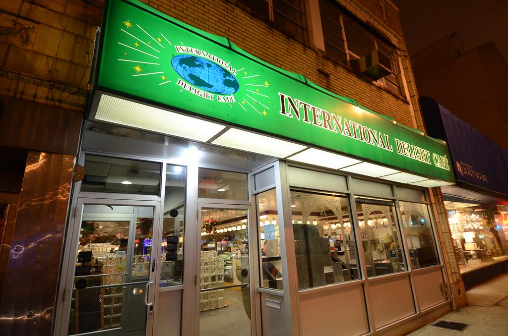 International Delight Cafe Rockville Centre Ny