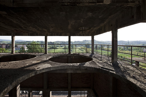 Holes [abandoned factory] | by ro_buk [I'm not there]