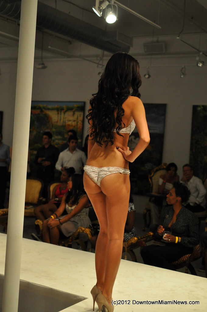 Fashion Show Swimwear
