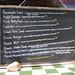 Menu at Carnitas' Snack Shack