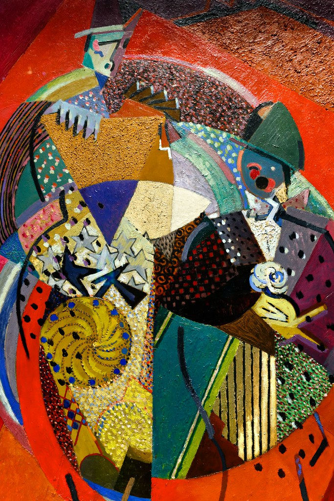 Centre Pompidou Famous Paintings