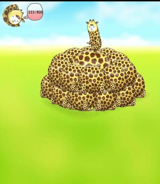 I Am Giraffe Evolutions I Am Giraffe: Level 11...