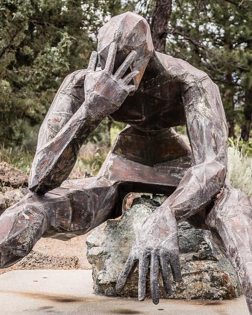 Living Memorial sculptures