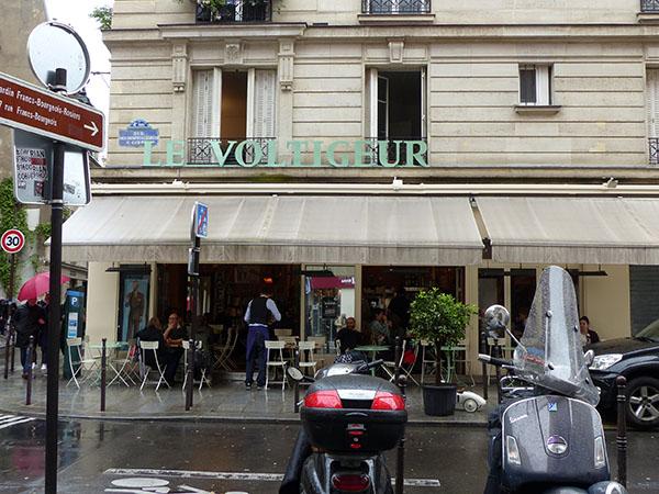 le voltigeur 1