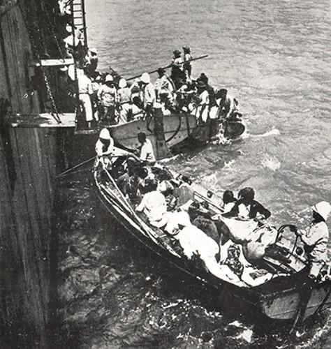 Evacuazione degli armeni del Mussa Dagh