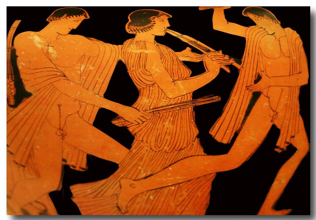 Ancient greek pottery decoration 12 flickr photo sharing for Ancient greek pottery decoration