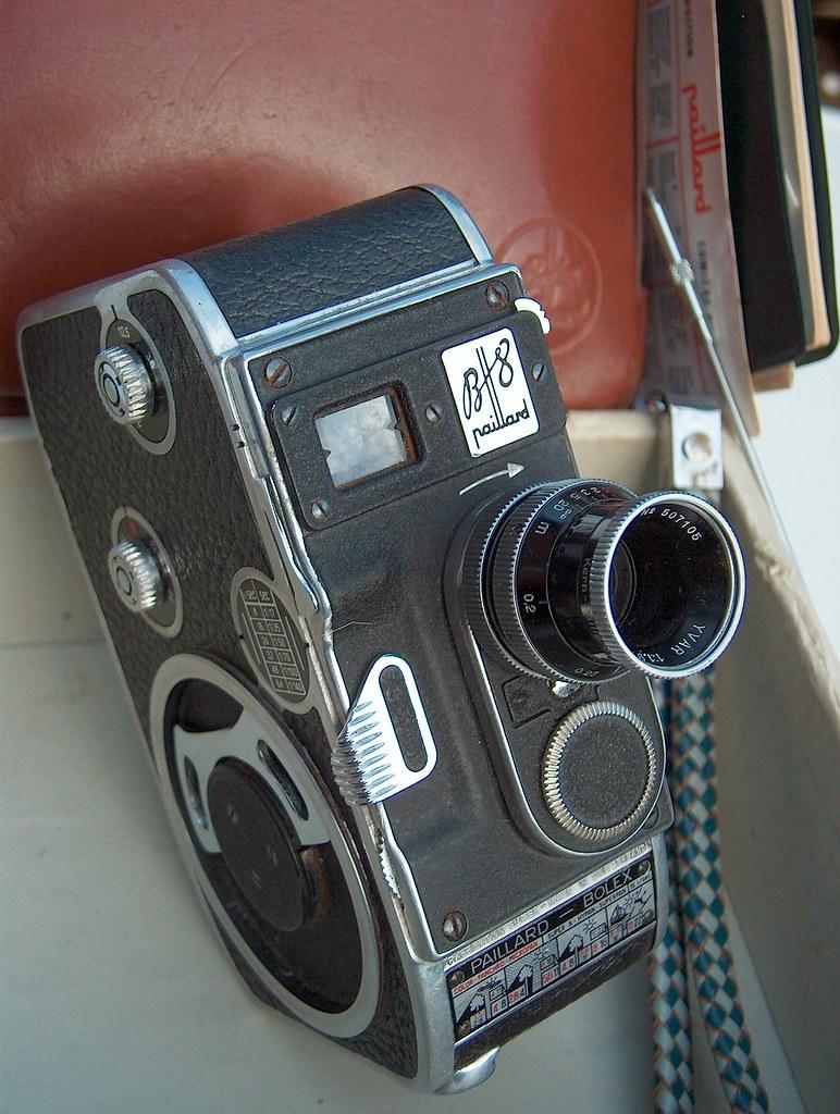 paillard bolex switzerland b8 1953 double 8mm film mov flickr. Black Bedroom Furniture Sets. Home Design Ideas