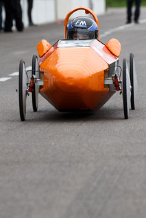 Alderley Express / Greenpower Central South Regional Heat at Goodwood 2012 | by mattbeee