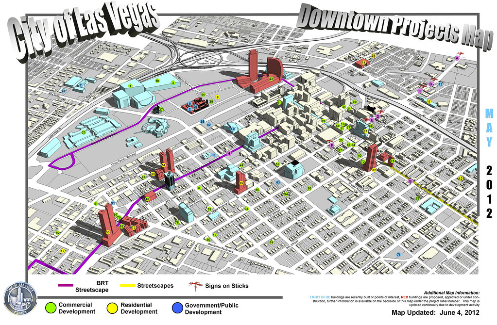 26 innovative Downtown Las Vegas Map Pdf – bnhspine.com on