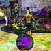 Dr. Chaos sChen at work - Somewhere in sl 367 (Omega - Pirats Art Network, LEA28) - Pirats- Musical performance - sChen & Morlita Quan 2012-05-14