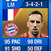 Northern Europe Team of the Year - Ribéry!