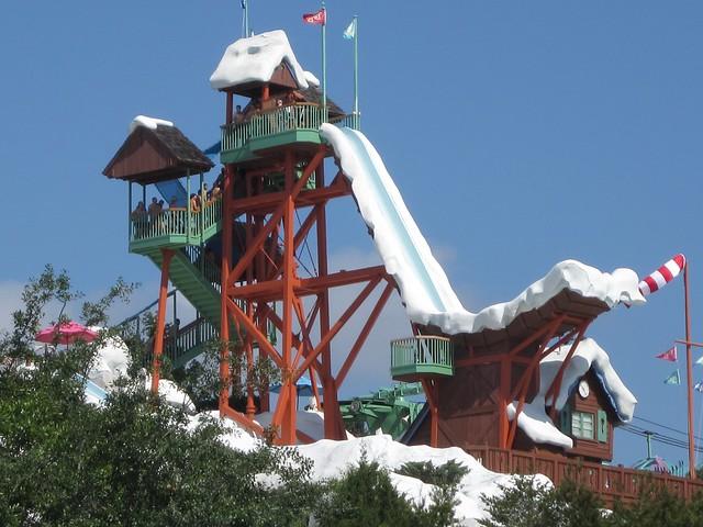 7238555642 005949f322 z El maravilloso parque acuático Disneys Blizzard Beach
