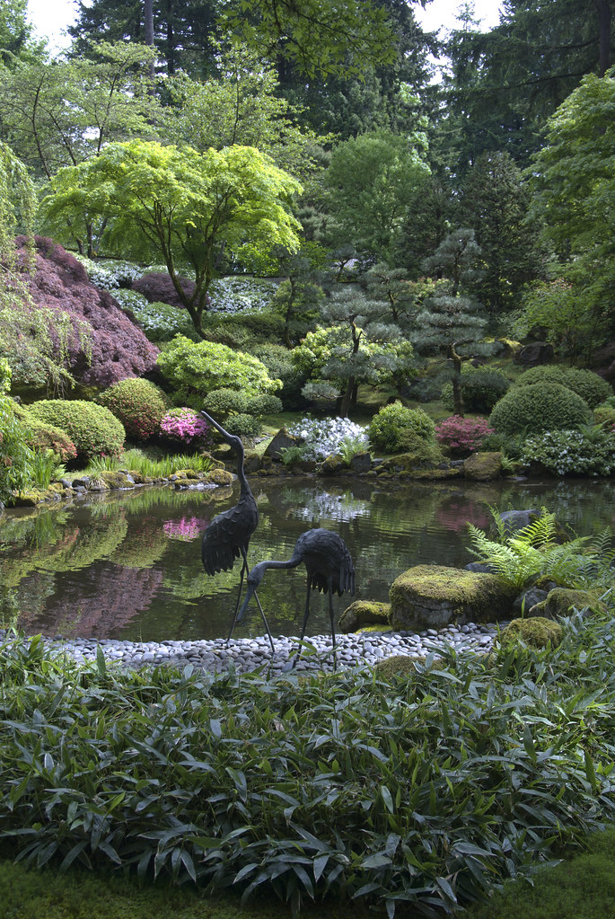 Japanese Garden Portland Usa Trip Day 08 Merlijn Hoek Flickr