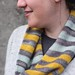 Camptown Races Cowl - Striped Version