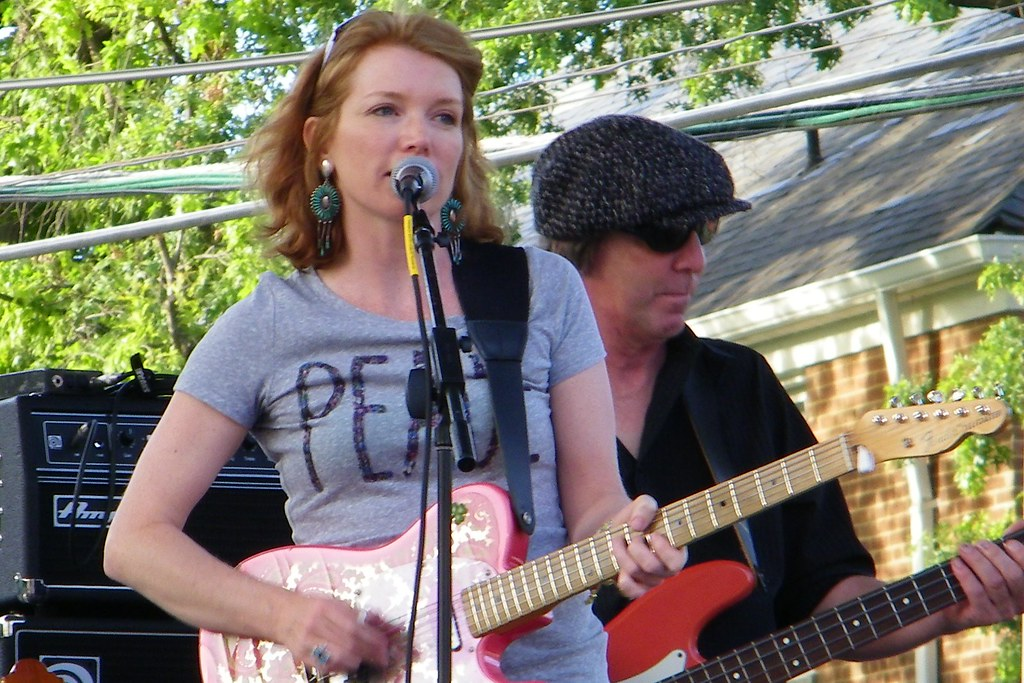New Runner >> Sue Foley | Columbia Pike Blues Festival, 16 June 2012, Arli… | Flickr