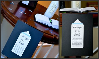 Angie Shower Guest Book | by Seeded at the Table