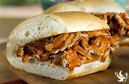 Pulled Pork BBQ Samdwich | by Dream Dinners