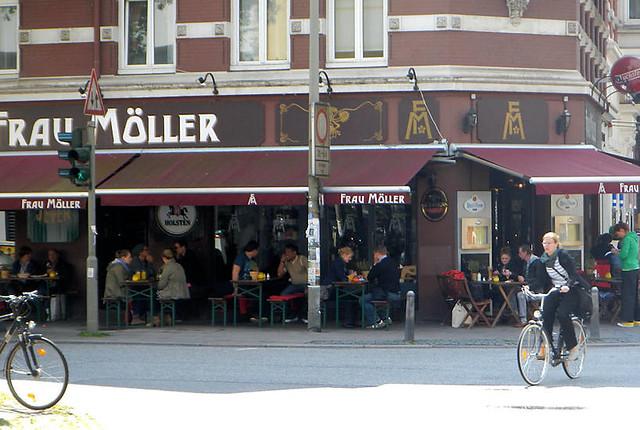 0321 Eckkneipe Restaurant Frau M Ller In Hamburg St