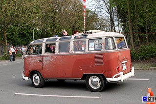 1951 - 1967 Volkswagen T1 Samba-Bus | by Georg Sander