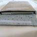 linen + cotton lap-top sleeve
