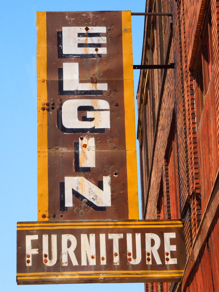 Elgin Furniture In Cleveland There Are Two Main Streets