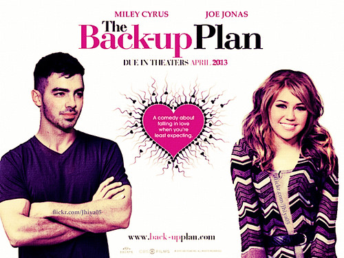 The Back-Up Plan (Jiley verison) | by ghiaaax