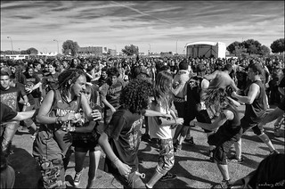Mosh pit | by dr_zoidberg